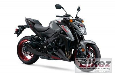 2020 Suzuki GSX-S1000