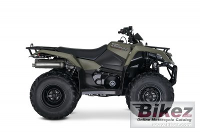 2020 Suzuki KingQuad 400ASi