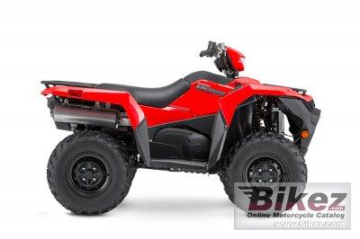 2020 Suzuki KingQuad 500AXi