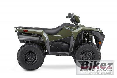 2020 Suzuki KingQuad 750AXi