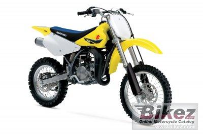 2020 Suzuki RM85