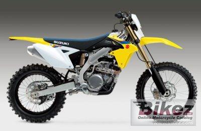2020 Suzuki RMX450Z