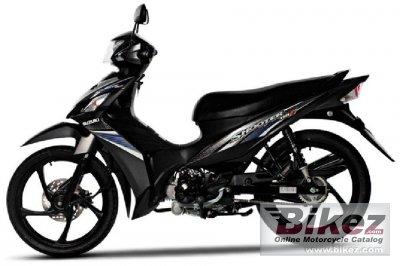 2020 Suzuki Shooter 115FI