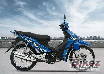 2020 Suzuki Smash 115