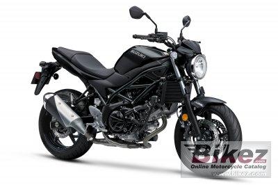 2020 Suzuki SV650 ABS