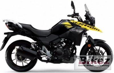2020 Suzuki V-Strom 250