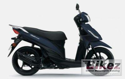 2021 Suzuki Address 110