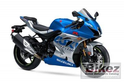 2021 Suzuki GSX-R1000R Anniversary