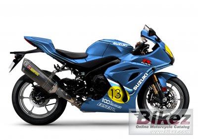 2021 Suzuki GSX-R1000R Franco Uncini