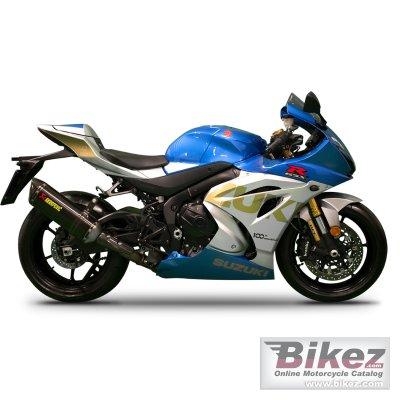 2021 Suzuki GSX-R1000R Joan Mir