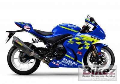 2021 Suzuki GSX-R1000R Kenny Roberts Jr