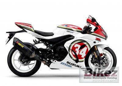 2021 Suzuki GSX-R1000R Kevin Schwantz