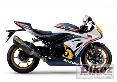 2021 Suzuki GSX-R1000R Marco Lucchinelli