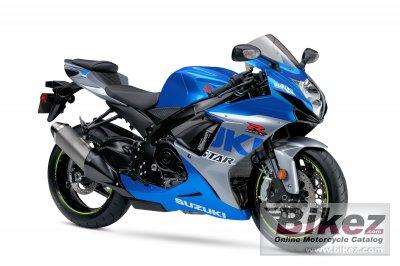 2021 Suzuki GSX-R600 Anniversary
