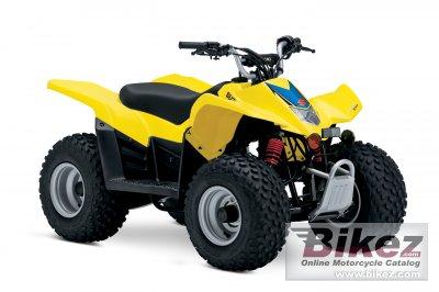 2021 Suzuki QuadSport Z50