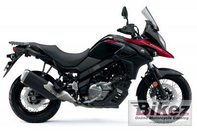 2021 Suzuki V-Strom 650XA