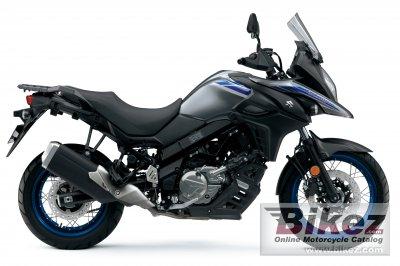 2021 Suzuki V-Strom 650XT