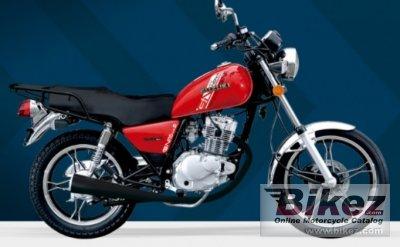 SUZUKI GN125 (1994-2001) Review | Speed, Specs & Prices | MCN