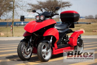 2012 Swaygo 575 EVR-1