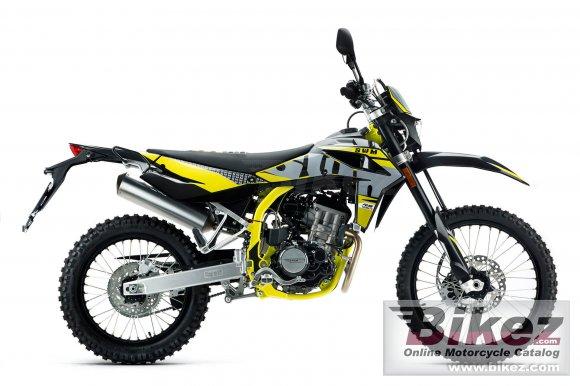 2021 SWM RS 125 R