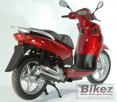2004 Sym HD 125 photo
