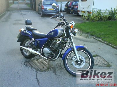 2004 Sym Husky 125 Euro I photo