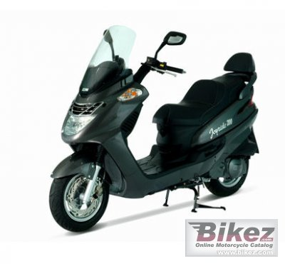 2007 Sym Joyride 125 (Disk type) photo