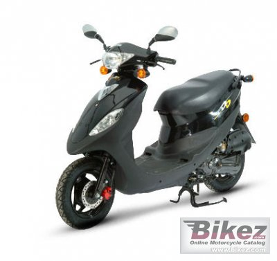 2007 Sym Dd 50 Specifications And Pictures