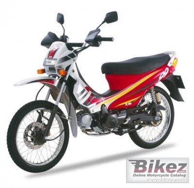 2007 Sym RV1
