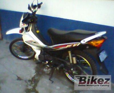 2008 Sym XS125G