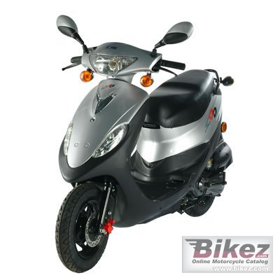 2010 Sym Dd 50 Specifications And Pictures