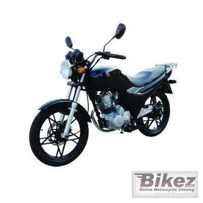 2010 Sym XS125-K