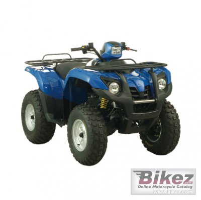 2011 Sym Quad Raider 600 photo