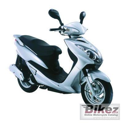 2011 Sym VS 150