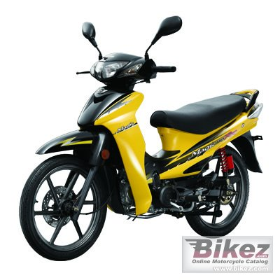 2012 Sym Magic 110RR photo