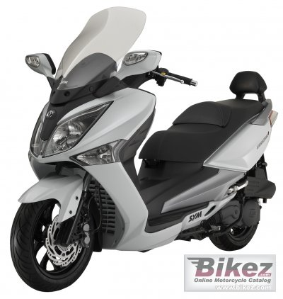 2012 Sym GTS Joymax 125 photo