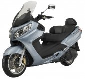 2012 Sym Maxsym 600i ABS photo