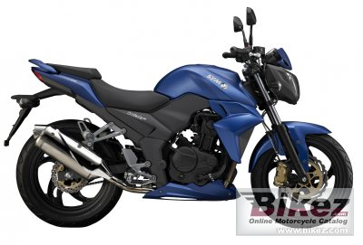 2012 Sym Wolf SB250Ni photo