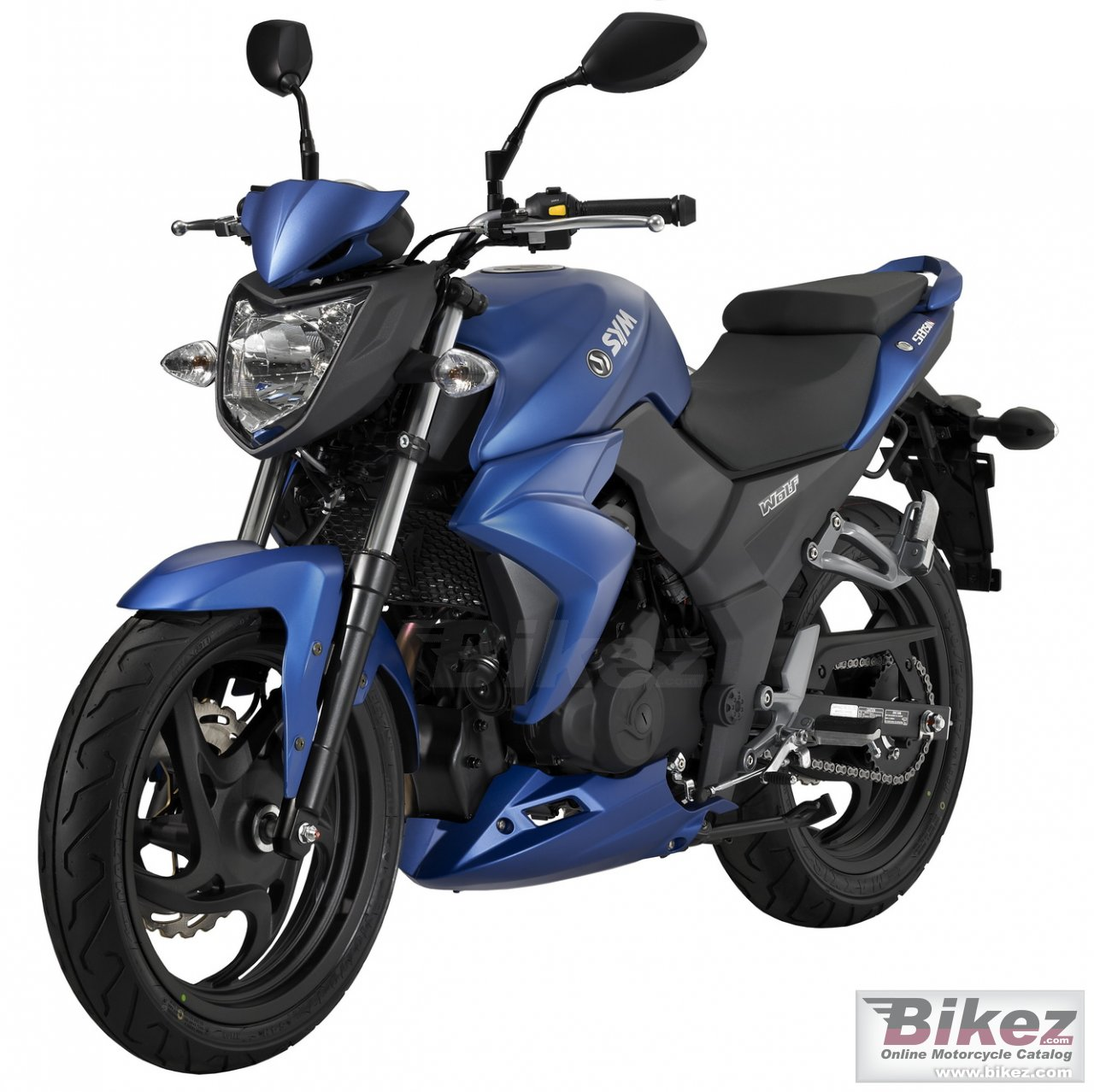 Picture credits yamaha click to submit more pictures - 2012 Sym Wolf Sb250ni
