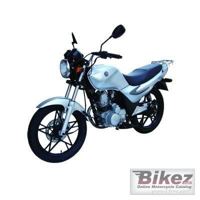 2012 Sym XS125-K