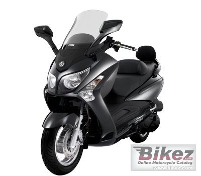 2014 Sym GTS Joymax 125i evo photo