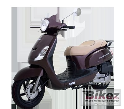 2014 Sym Fiddle II 125