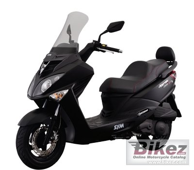 2014 Sym Joyride 200i evo specifications and pictures