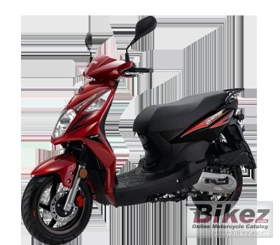 2014 Sym Orbit Symply 125
