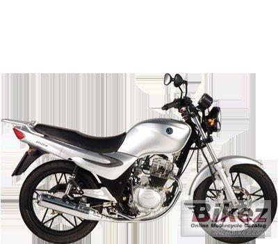 2014 Sym XS125-K