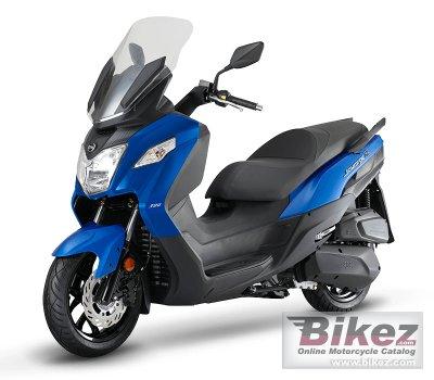 2020 Sym Joymax  Z 250