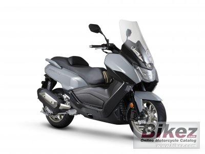 2020 Sym Maxsym 400i ABS