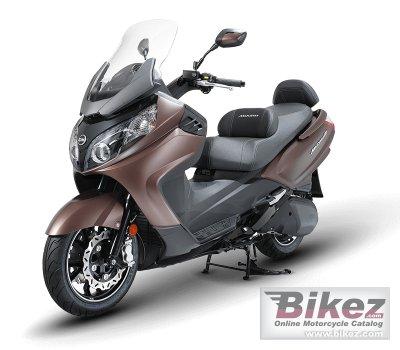 2020 Sym Maxsym 600i ABS