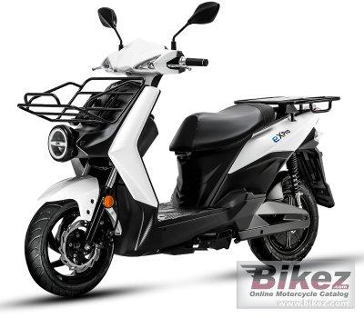 2021 Sym eX Pro