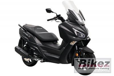 2021 Sym Joymax Z Plus 125